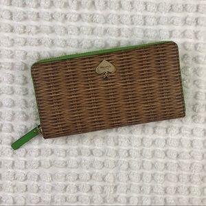 Kate Spade NWT Pack A Picnic Wallet